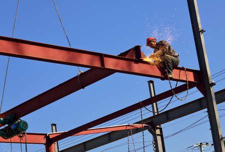 steel: Steel welding