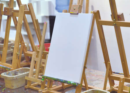 Oil painting board