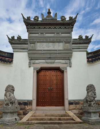 Chinese classical architecture Editoriali