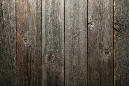 Old grey wooden background