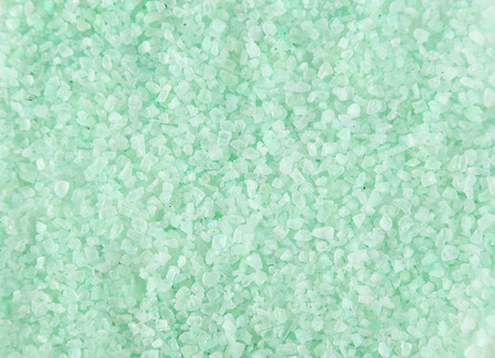 green sea: Green sea salt background Stock Photo