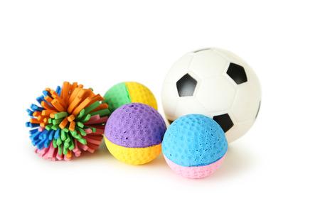 Ballen speelgoed voor hond en kat