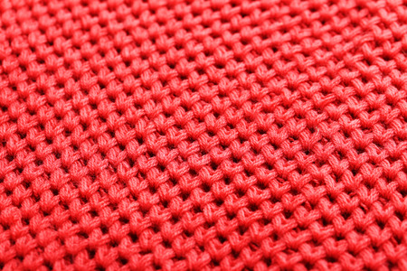 woolen fabric: Knitted woolen fabric background, close up