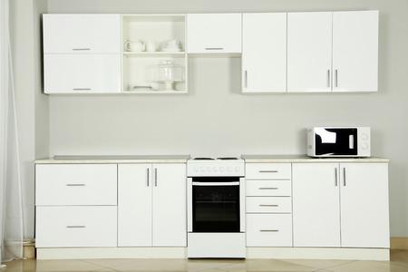 La nuova cucina tra bianco, vicino