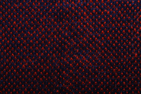 tejido de lana: Knitted woolen fabric background, close up