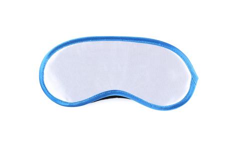 Sleeping mask isolated on white background Stockfoto