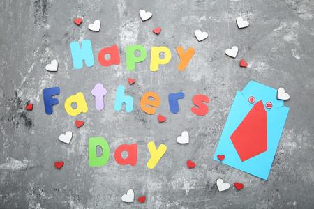 题词:父亲节快乐,用木雕的心
