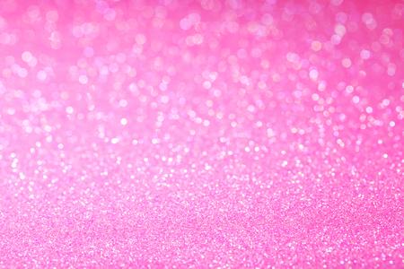 Fondo abstracto rosa bokeh Foto de archivo