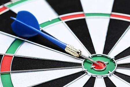 Background of dartboard with darts