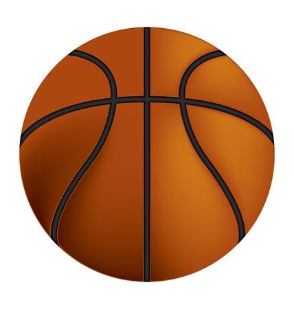 basketball hoop: Basketball