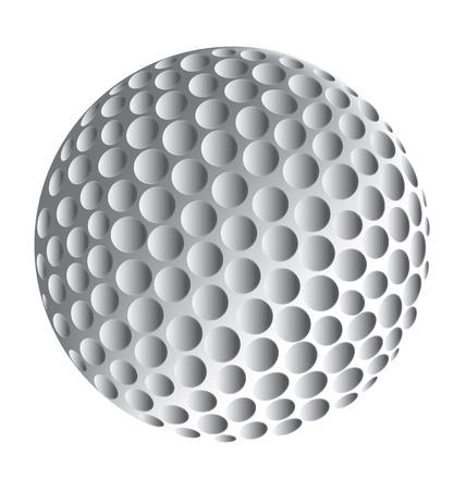 Golfball Vector