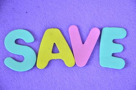 word save