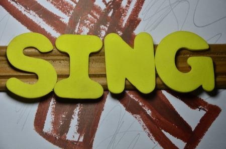 word sing