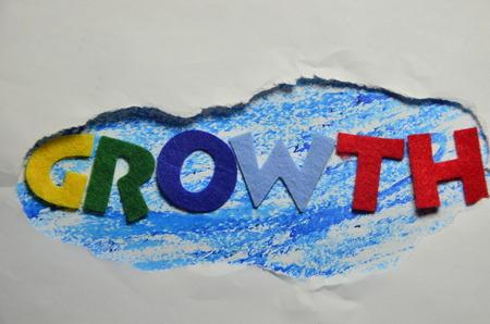 Word growth