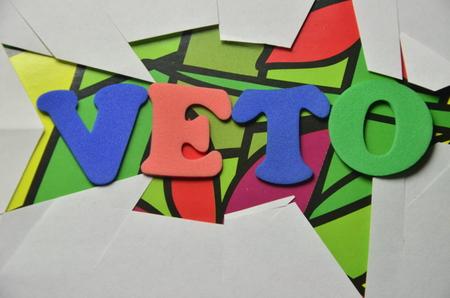 word veto