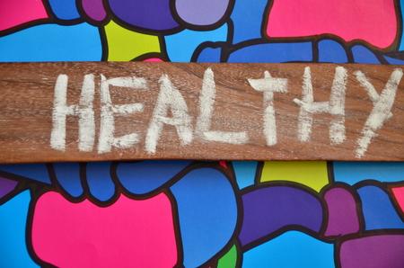 HEALTHY WORD Banco de Imagens