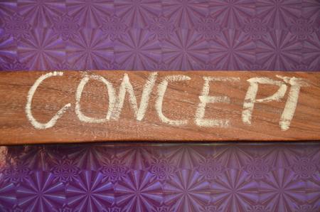 word concept Stock Photo