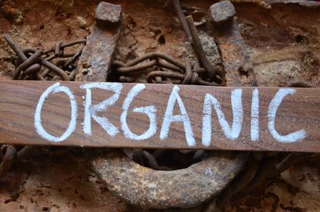 WORD ORGANIC