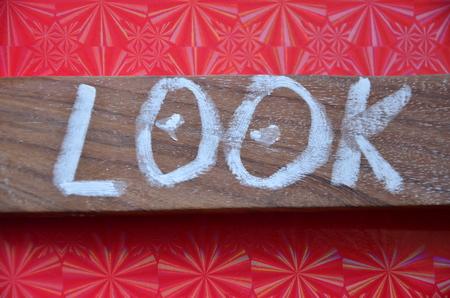 LOOK WORD