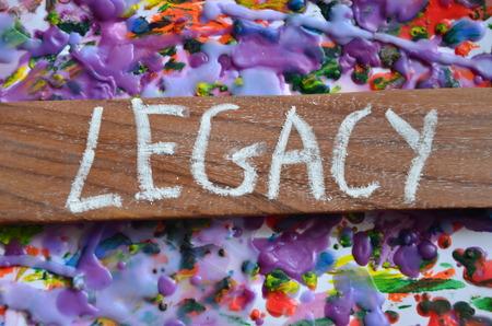 word legacy