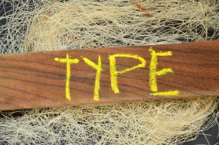 WORD TYPE