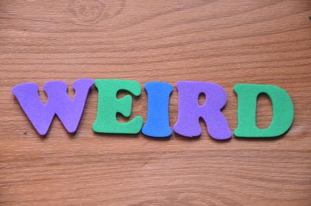 WORD WEIRD