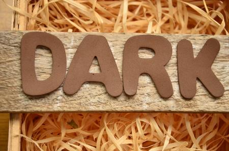 DARK WORD