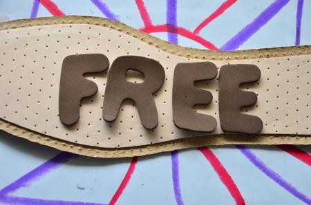 WORD FREE Standard-Bild
