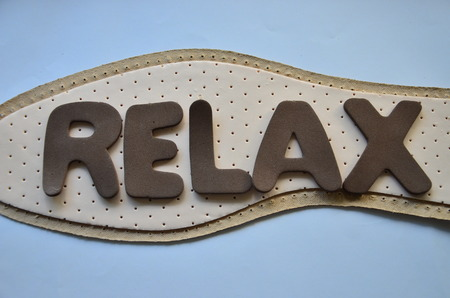 relax word 版權商用圖片
