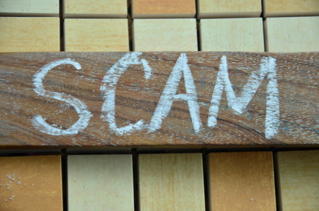 WORD SCAM