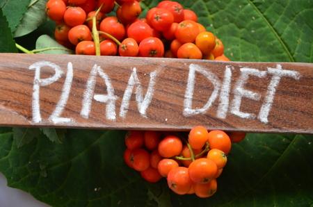 Word diet plan Imagens