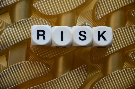 word risk Imagens - 102209263