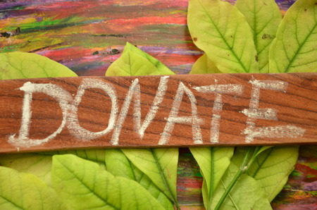 Word donate