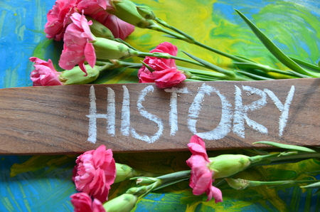 WORD HISTORY