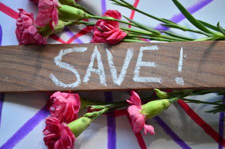 word save Archivio Fotografico - 102242382