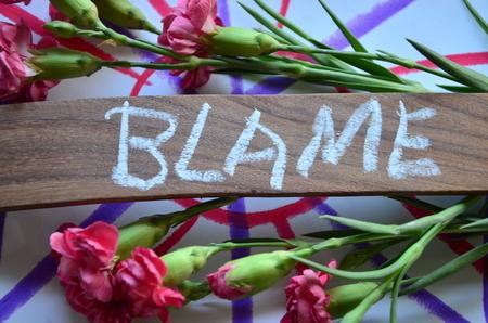 WORD BLAME