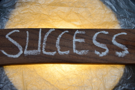 word success Stock Photo