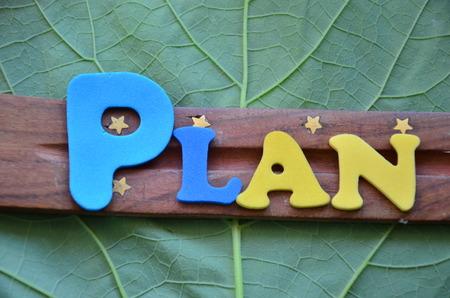 word plan
