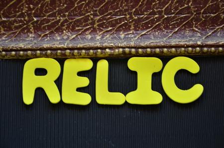 word relic