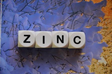 word zinc