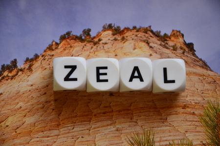 word zeal
