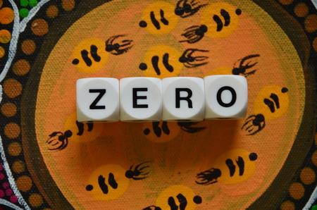 word zero