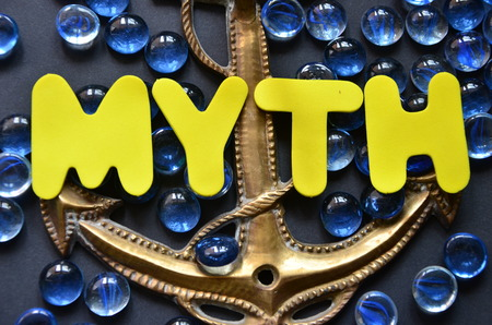 word myth 版權商用圖片