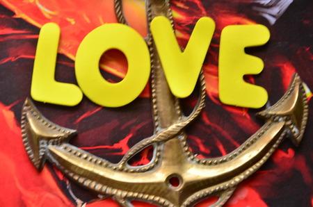 word love 免版税图像