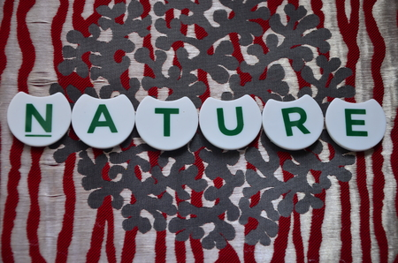 word nature 版權商用圖片 - 115232989