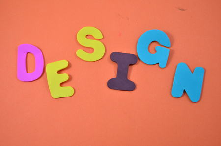 WORD DESIGN 写真素材 - 124579092