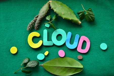word cloud Foto de archivo - 124579890