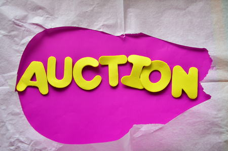 word auction