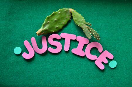 WORD JUSTICE