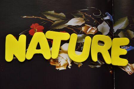 word nature